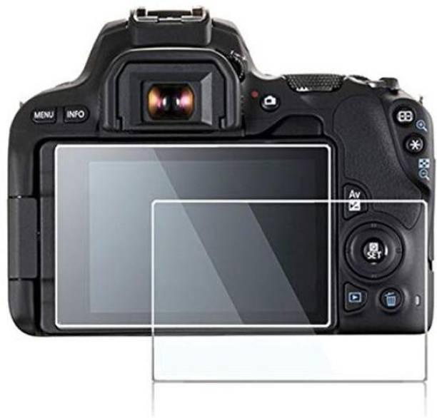 Tuta Tempered Screen Guard for Canon EOS 200D 24.2MP Digital SLR Camera + EF-S