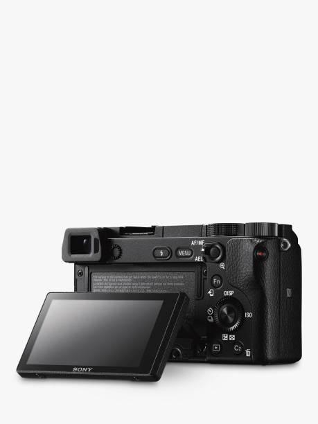 Tuta Tempered Screen Guard for Sony Alpha ILCE-6300L 24.2MP Digital SLR Camera