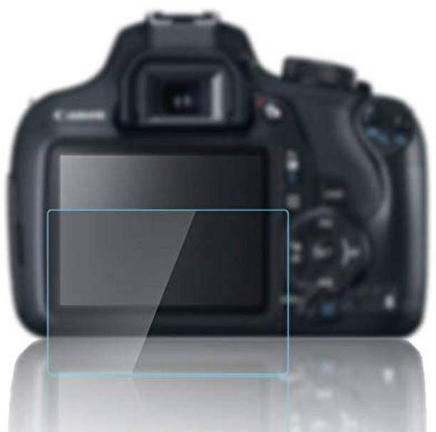 Tuta Tempered Screen Guard for Canon EOS 1300D DSR Camera