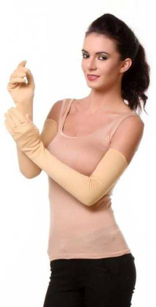 Mohan Retail Cotton Arm Sleeve For Women
