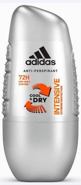 ADIDAS Intense Roll On Deodorant Roll-on  -  For Men