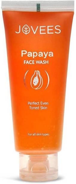 JOVEES Papaya Herbal  50 ml Face Wash