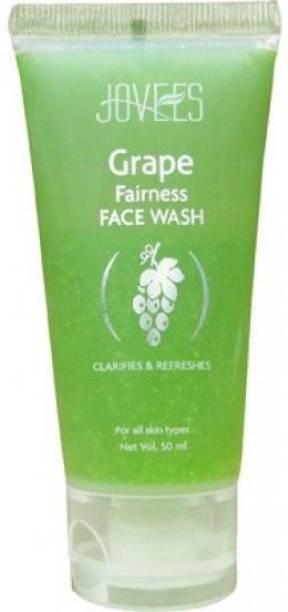 JOVEES Grape Fairness  50 ml Face Wash