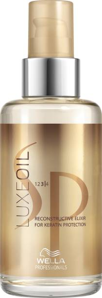 Wella Professionals SP LuxeOil Reconstructive Elixir For Keratin Protection