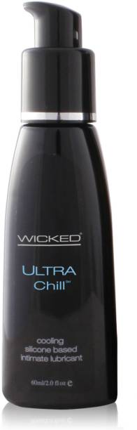 Wicked Ultra Chill (Cooling Effect) Silicone Based Personal Lubricant