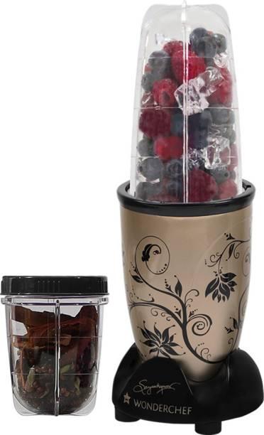 WONDERCHEF Nutri Blend Nutri-Blend 400 W Juicer Mixer Grinder