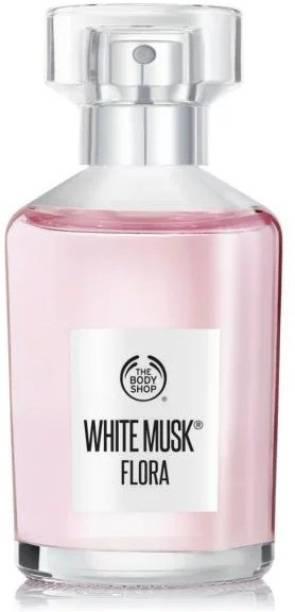 THE BODY SHOP White musk flora Eau de Toilette  -  60 ml