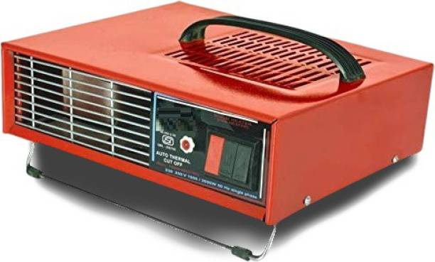 Enamic UK Laurel Heat Blow Noiseless Room Heater 1 Season Warranty Model B-37 Laurel Fan Heater Heat Blow Noiseless Room Heater Fan Room Heater