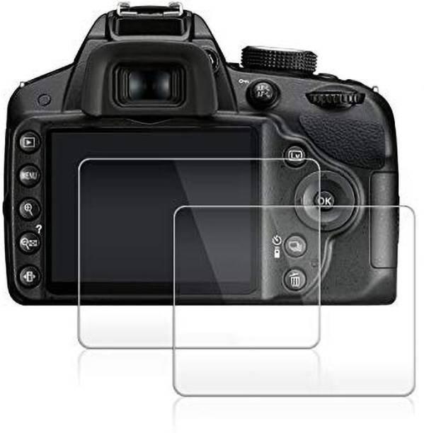 Tuta Tempered Screen Guard for Nikon D3400 Digital Camera