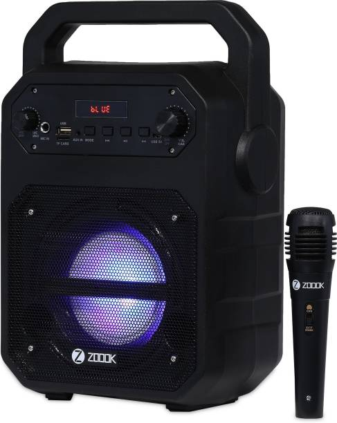 Zoook ZB-ROCKER THUNDER 20 W Bluetooth Party Speaker