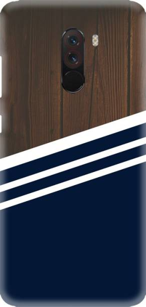 CASE SUTRA Back Cover for POCO F1