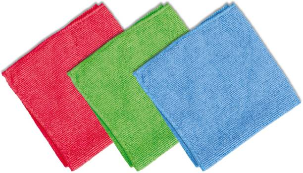 Spotzero By Milton MULTIPURPOSE Wet and Dry Microfibre Cleaning Cloth