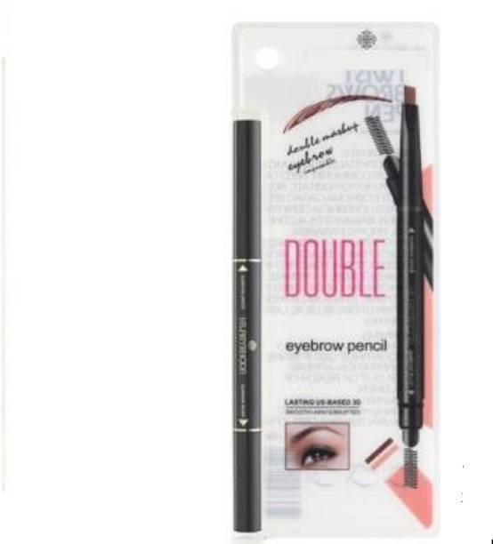 Hilary Rhoda Eyebrow Pencil with eyebrow Brush (Brown