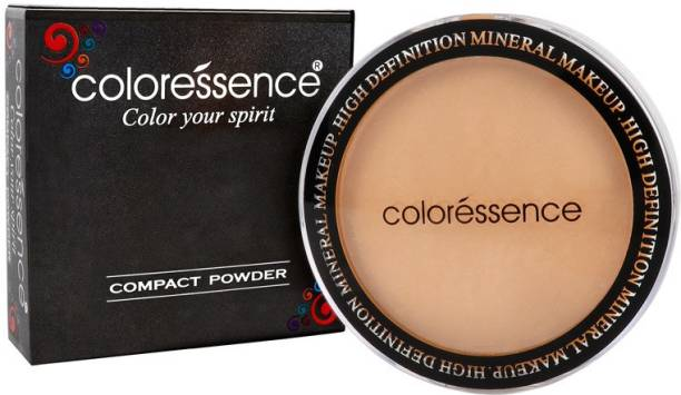 COLORESSENCE Compact Powder-Ivory beige Foundation