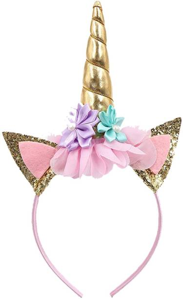 Party Propz Unicorn Head Band Hair Band