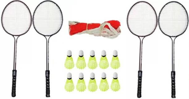 Monika Sports Badminton combo Badminton Kit