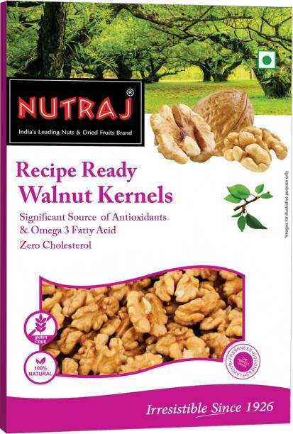 Nutraj Recipe Ready Walnut Kernels (Akhort Giri) Walnuts