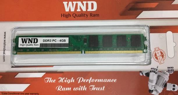 wnd desktop DDR3 4 GB (Dual Channel) PC (ddr3four)