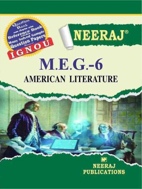 NEERAJ IGNOU MEG-6 - American Literature (English Medium)