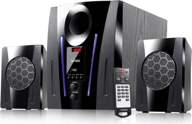 Intex 2.1 XV 2100 DG FMUB 40 W Bluetooth Home Theatre