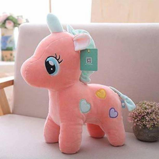 Graciass UNICORN SOFT TOY  - 20 cm