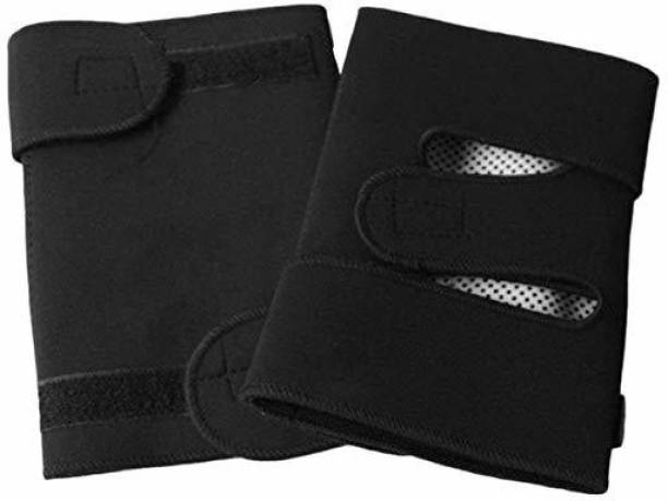 ShoppoWorld Magnetic Therapy Knee Hot Belt Self Heating Knee pad Knee Support Belt Knee Support