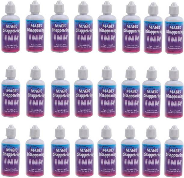 VK MART Disappearing Ink Magic for Pranks Pack of 24pc Magic Kit Gag Toy
