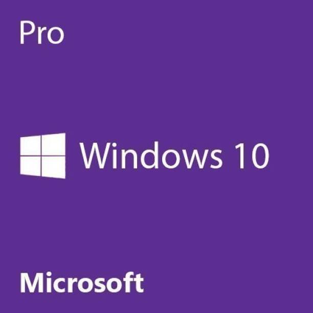 MICROSOFT Windows 10 Professional (India Edition) OEM 64 BIT