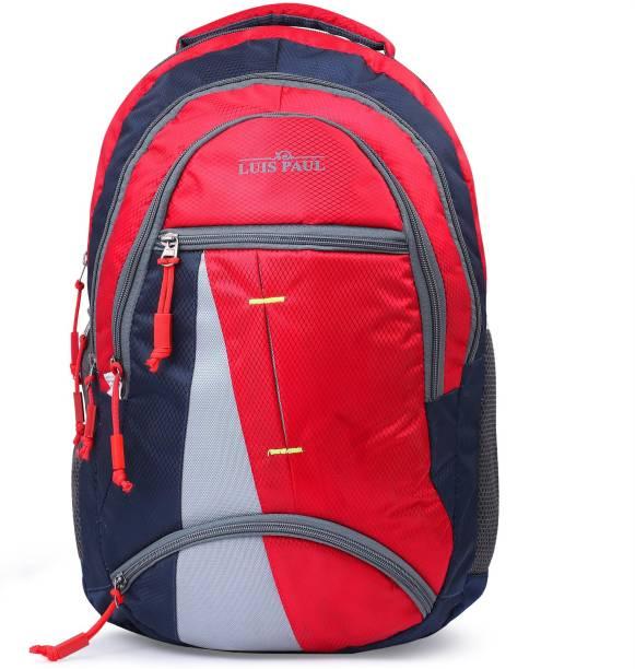 LUIS PAUL ZA32 Waterproof Backpack