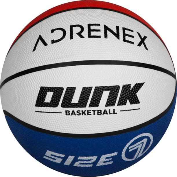 Adrenex by Flipkart Dunk Basketball - Size: 7