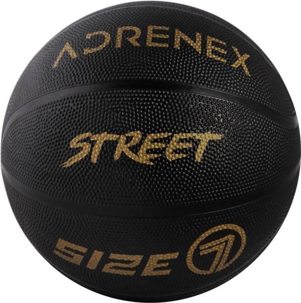 Adrenex by Flipkart Street Basketball - Size: 7
