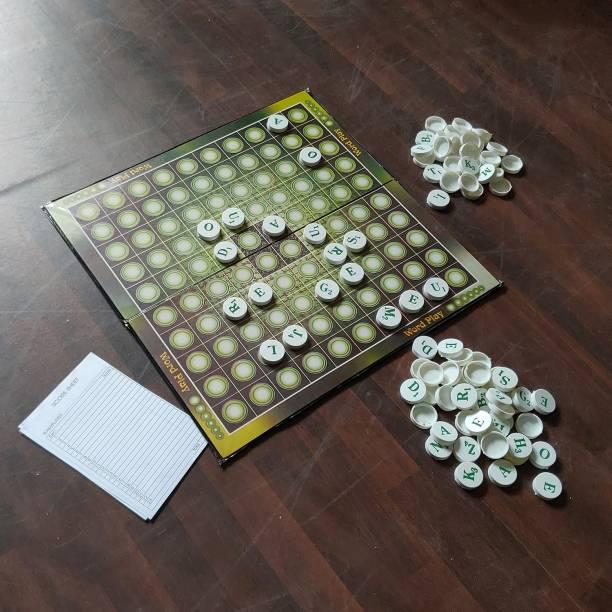 Kids Mandi Creative Word Making Educational, Searching,Improve Spelling Word Games Board Game