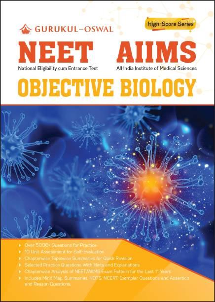 Objective Biology : NEET 2020 Examination