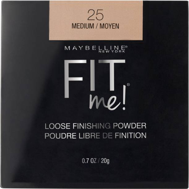 MAYBELLINE NEW YORK Fit me Loose Finishing Powder Compact