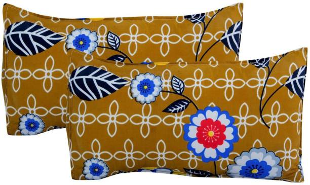ZESTURE Printed Pillows Cover