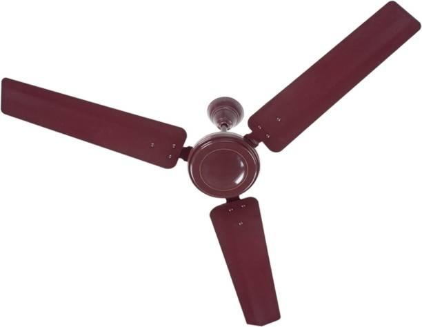Onix ECO COOL BROWN 1200 mm 3 Blade Ceiling Fan