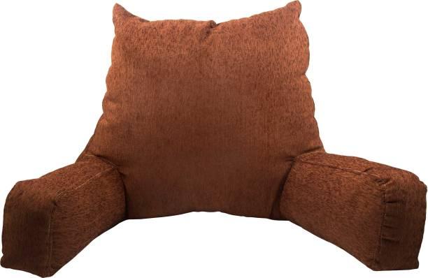 Niche Design Loft Arm Small Brown Floor Chair