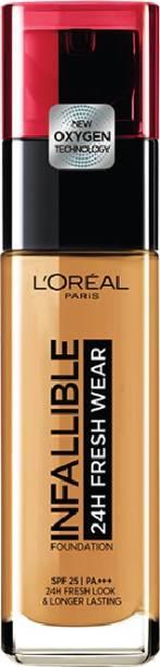 L'Oréal Paris Infallible 24H Fresh Wear  Foundation