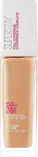 MAYBELLINE NEW YORK Super Stay 24H Full coverage Liquid Foundation