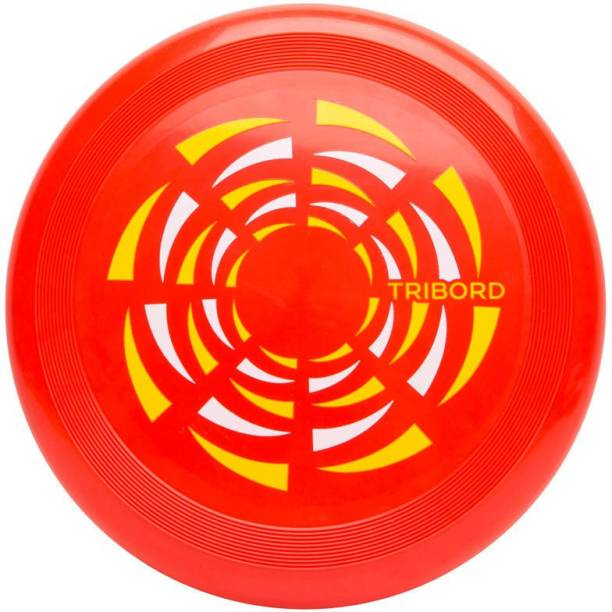 DECATHLON FRISBEE RING FOR KIDS FLYING DISC FOR KIDS RED Plastic Sports Frisbee