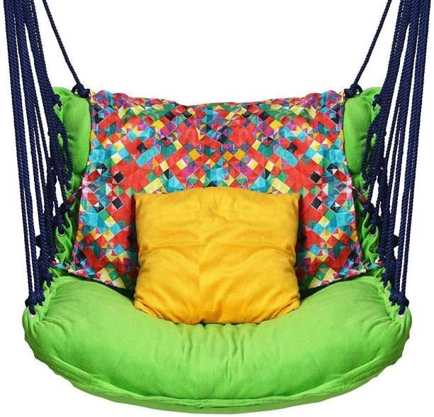 IRA Folding Velvet Swing Chairs Cotton Swing