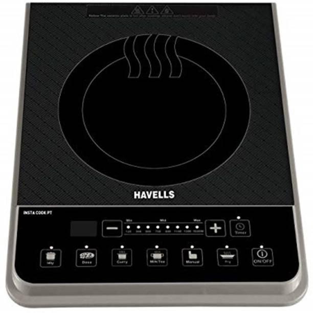 HAVELLS INSTA PT 1600 Watt Induction Cooktop