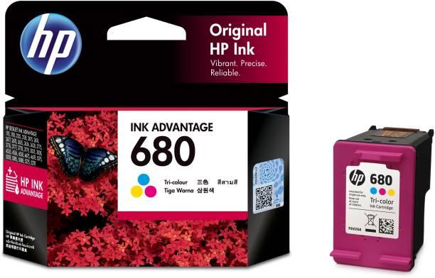 HP 680 Tri Color Ink Cartridge