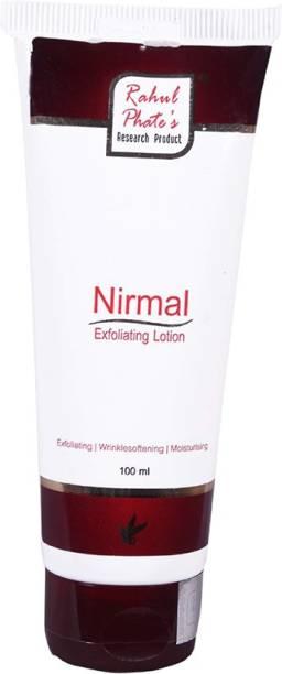 Rahul Phate's Research Product Rahul Phate Nirmal Exfoilating Lotion