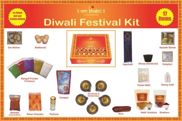 OM bhakti Diwali Terracotta