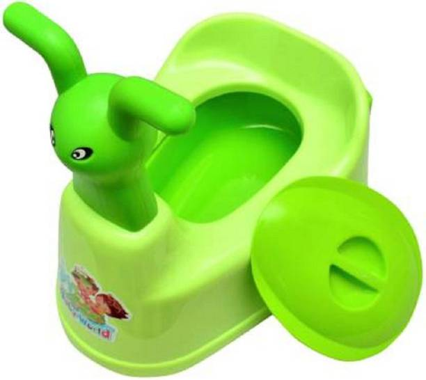 aufers Baby World 002 Green Potty Box