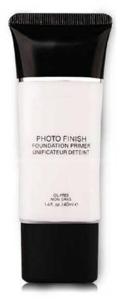 GLOWY NEW PHOTO FINISH FOUNDATION PRIMER Primer  - 40 ml