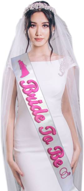 Epic Art Bride To Be Pink 3D