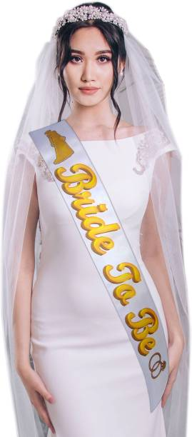 Epic Art Bride To Be Gold 3D