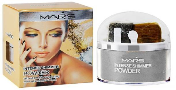 M.A.R.S Grey Color Intense Shimmer Powder